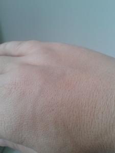 mão espalhado
