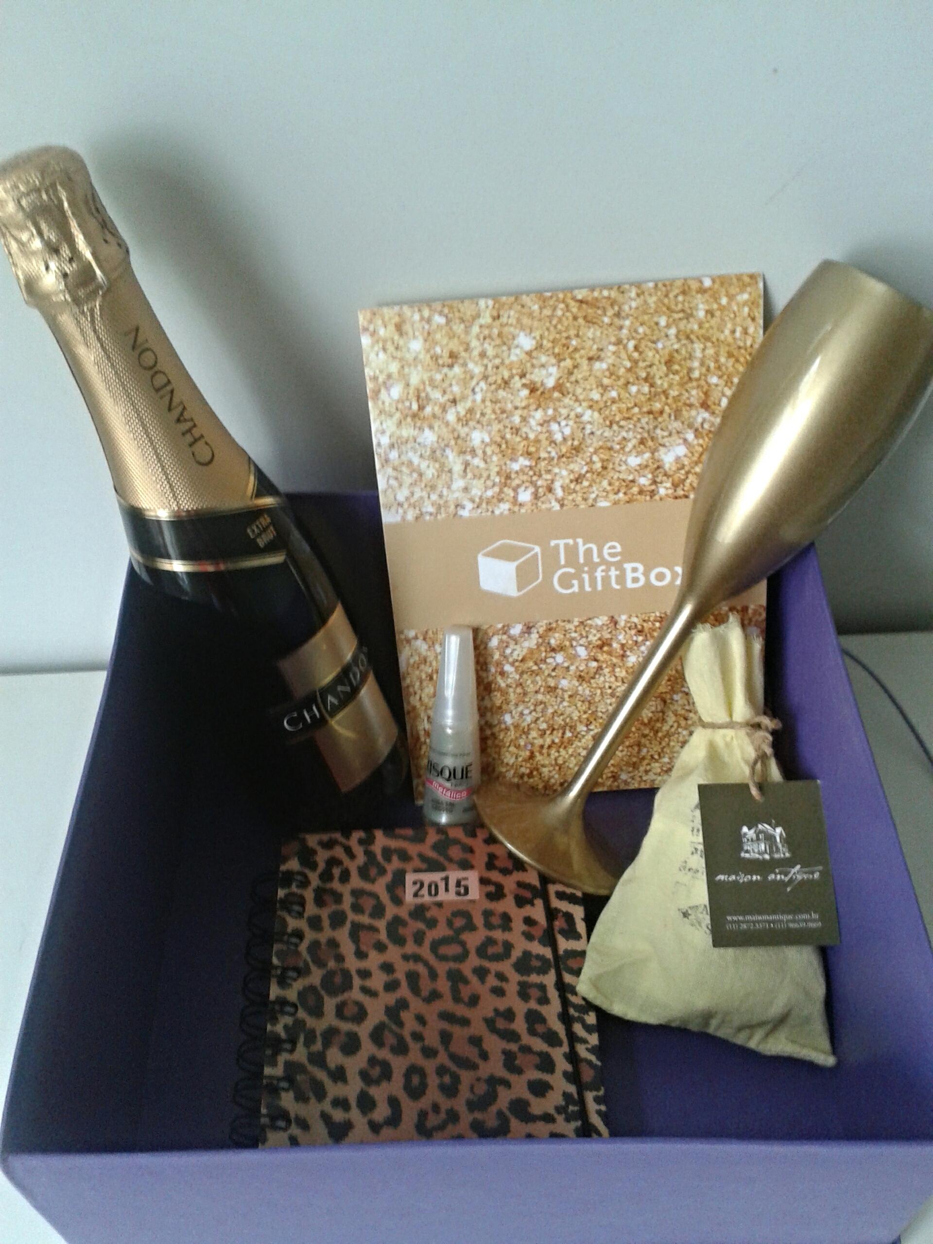 The Gift Box - justsingit.com