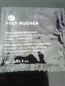 yves rocher - serum