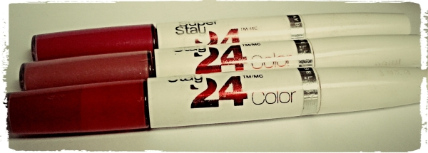 Batom Super Stay 24hs maybelline 1