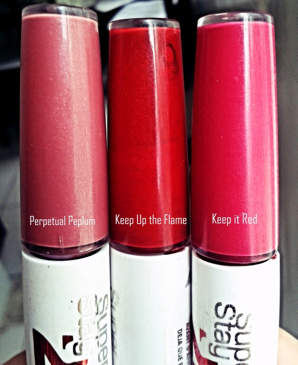 Batom Super Stay 24hs maybelline 1cores