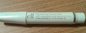 Nourishing Cuticle Pen e.l.f1