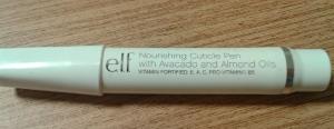 Nourishing Cuticle Pen e.l.f1