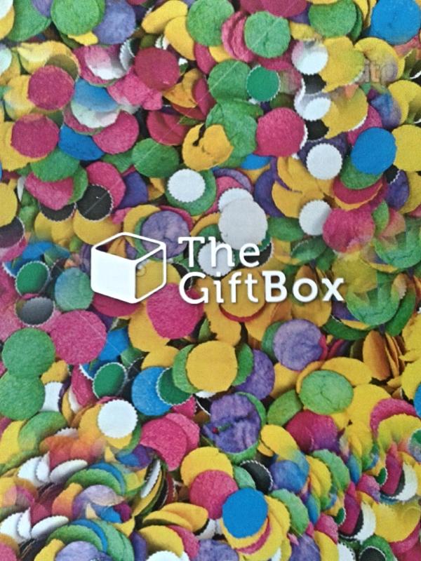 encarte the gift box