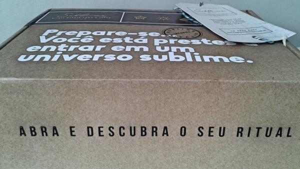 reitual box caixa fechada