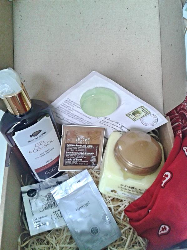 ritual box caixinha
