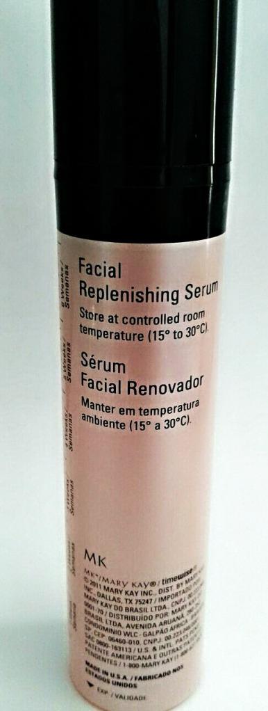 sérum facial renovador timewise mary kay trás3