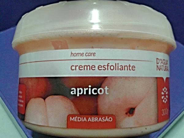 creme esfoliante the gift box março