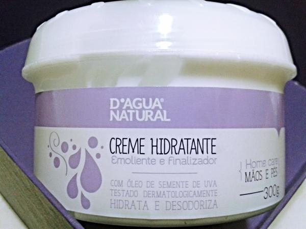 creme hidratante the gift box março