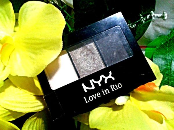 sombra NYX love in rio
