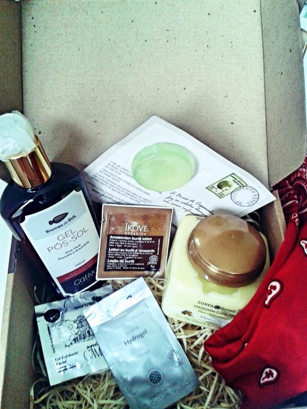 sorteio ritual box