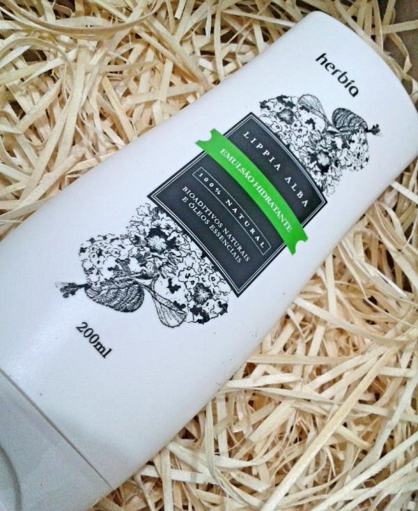 hidratante herbia
