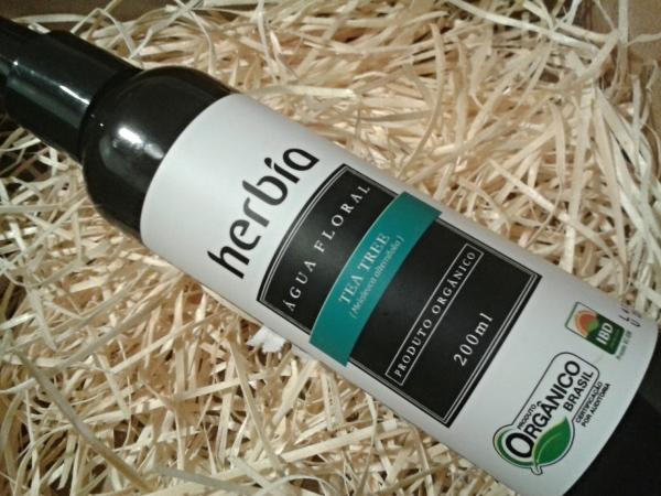 ritual box - agua floral herbia