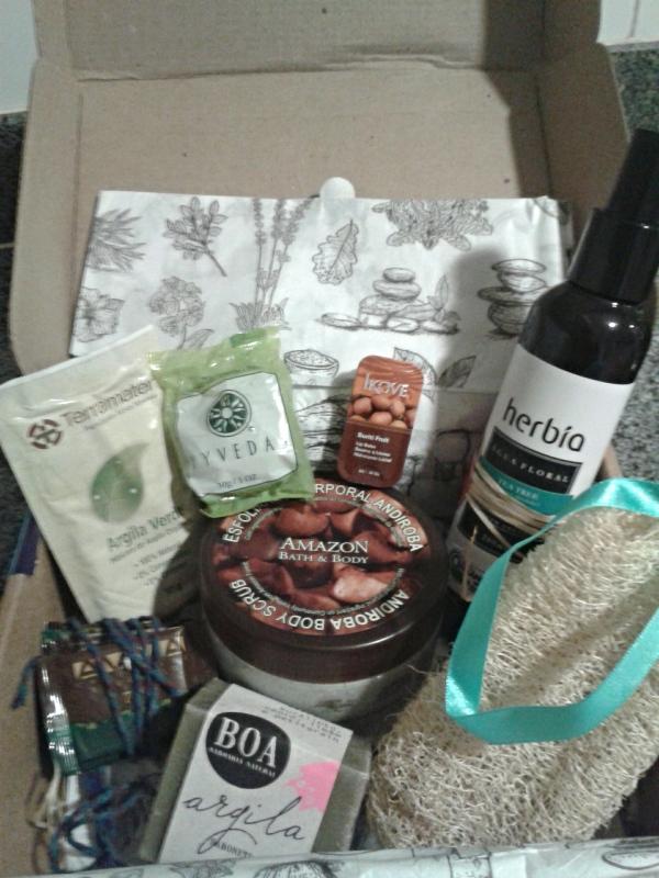 ritual box produtos