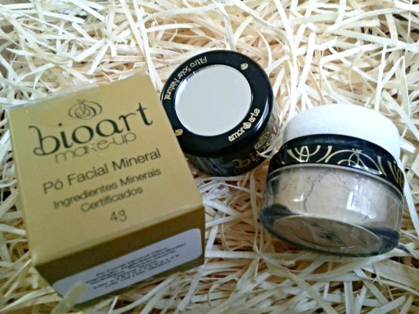 ritual box by bioart pó facial