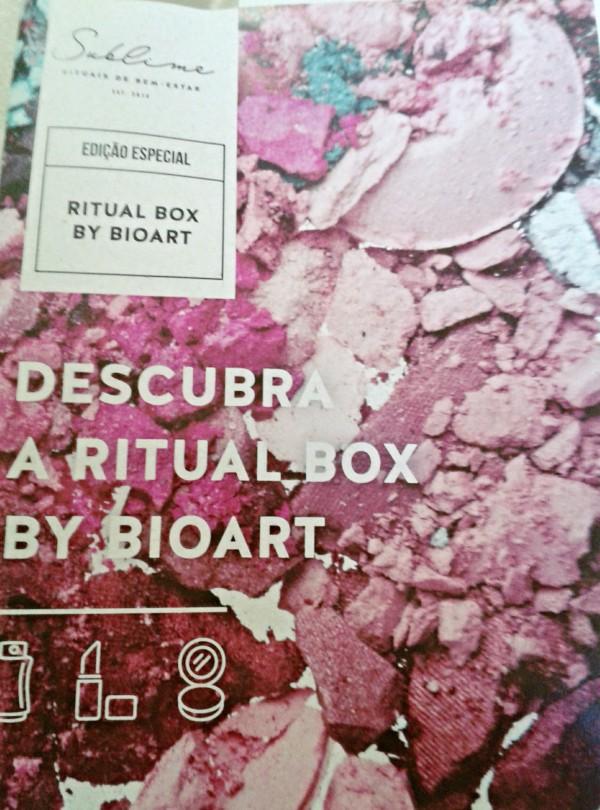 ritual box by bioart revista