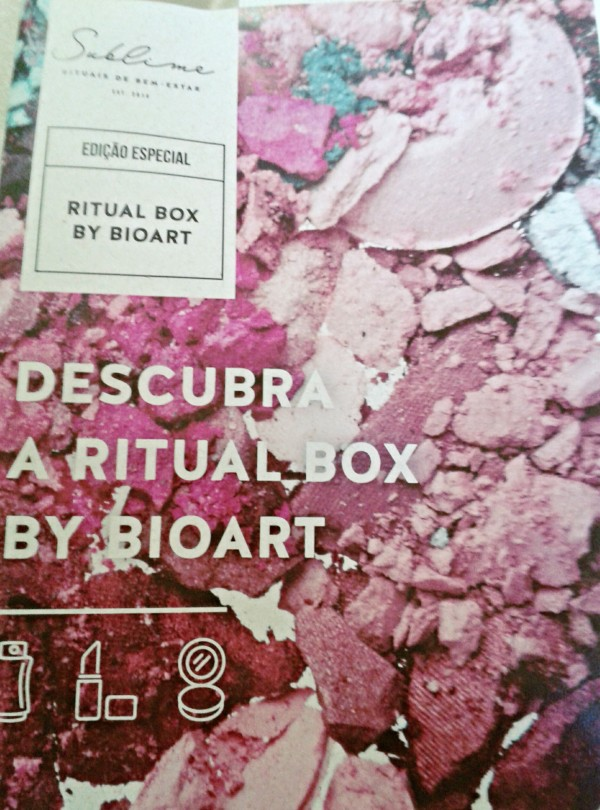 ritual box by bioart revista