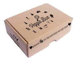 veggie box caixinha