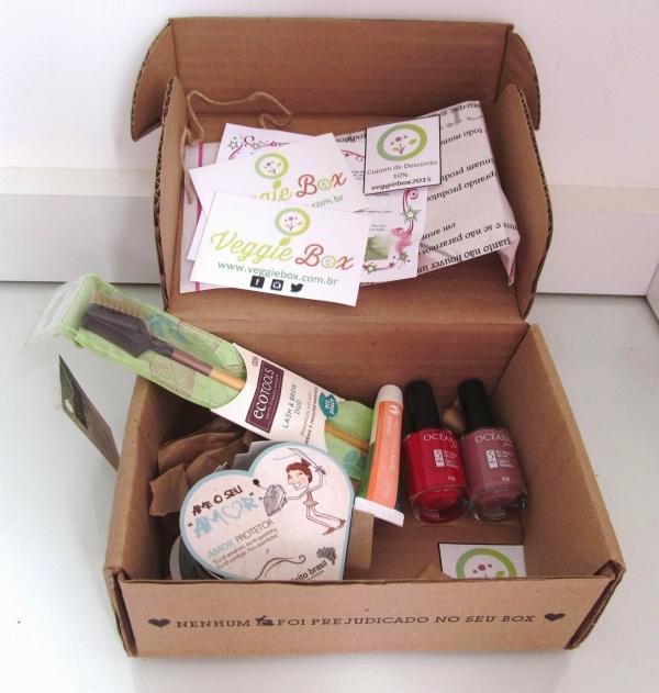 veggie box produtos
