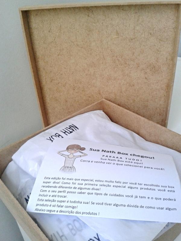 nath box caixinha fechada