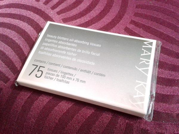 diva's box lenços mary kay