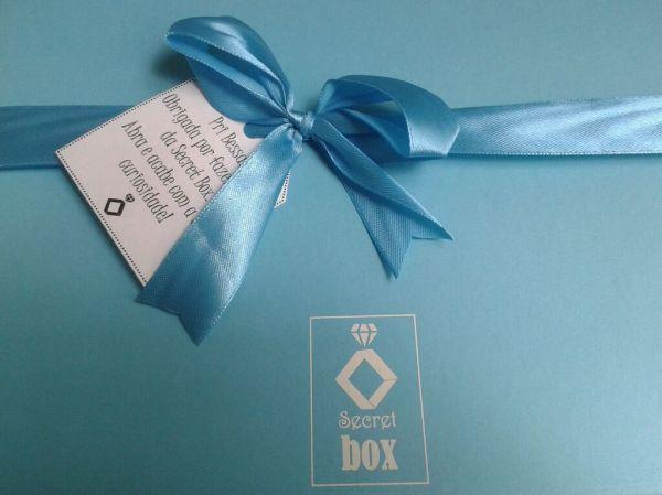 Secret Box caixinha
