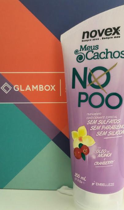 glambox -no poo