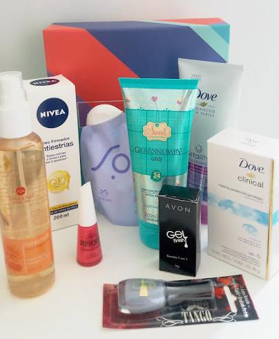 glambox -produtos