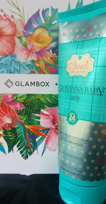 1 glambox -hidratante gio baby