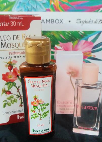 1 glambox - rosa mosqueta e perfume