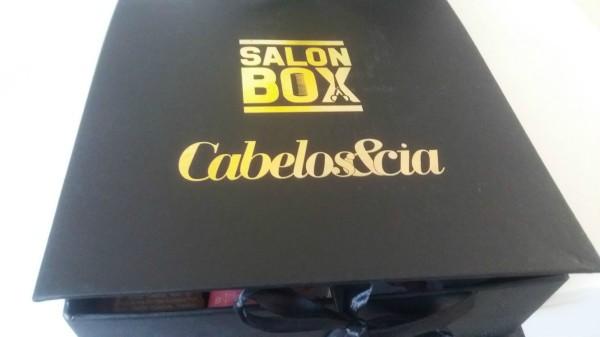 Salon Box - caixinha