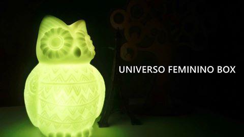 universo feminino box