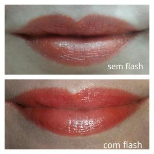 glambox diva grace - batom shiseido boca