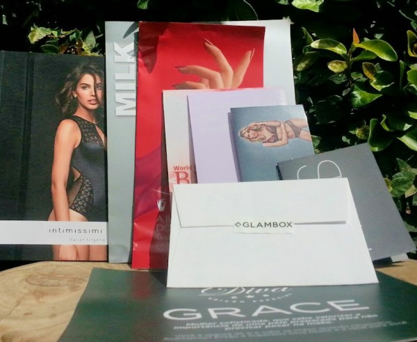 glambox diva grace - panfletos