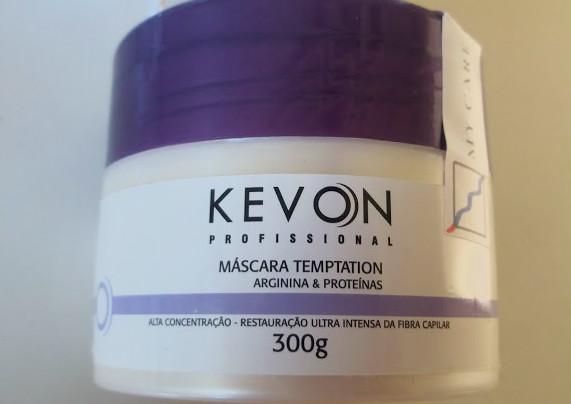 my care box junho - máscara kevon