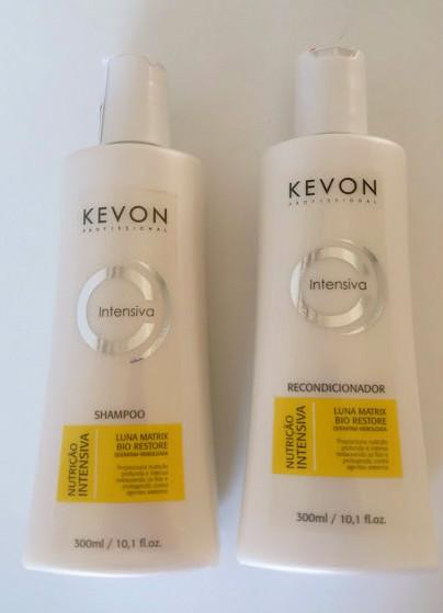my care box junho - shampoo e condicionador kevon