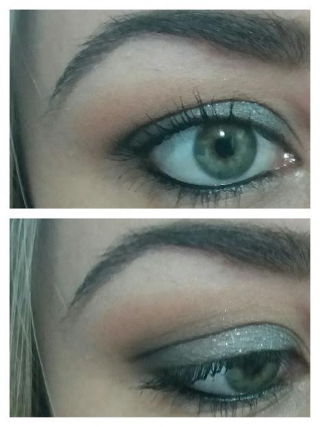 color tatoo - pri olhos prata