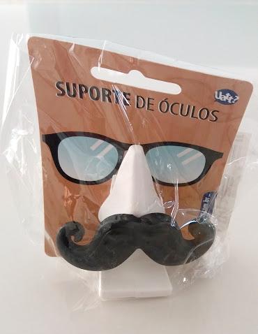 the gift box de julho - suporte óculos